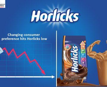 Horlicks takes a Hit!
