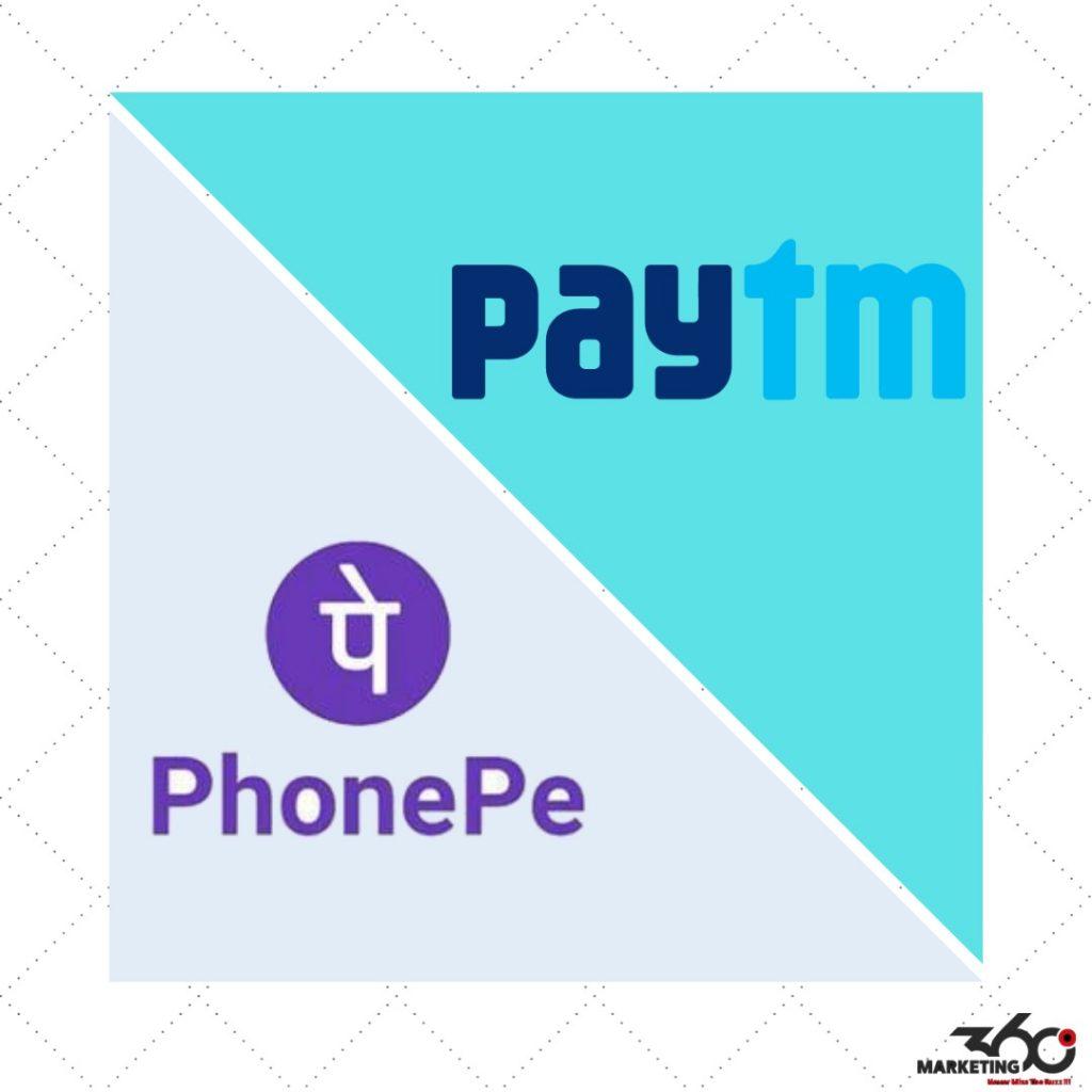 Phonepe & Paytm